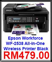 Epson WorkForce WF-2538